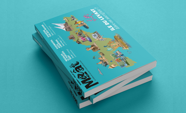 Visuel du projet Maât : slow journalisme et livre de collection