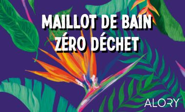 Project visual Maillot de bain zéro déchet
