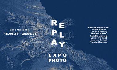 Visuel du projet Expo Photo Replay 2021