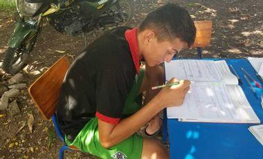 Visuel du projet Des ordinateurs pour les élèves salvadoriens privés d'école