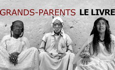 Visueel van project Grands-Parents le livre
