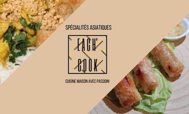 Visuel du projet Each'Cook spécialités asiatiques: un nouveau départ dans l'univers de la cuisine