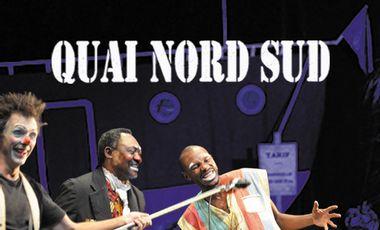 Project visual Tournée QUAI NORD-SUD