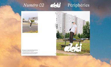 Visuel du projet Revue Akki N°2 : périphéries