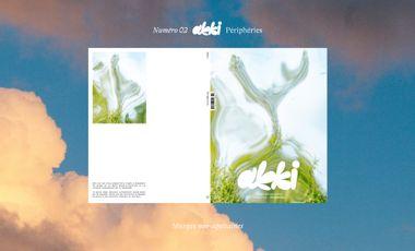Visueel van project Revue Akki N°2 : périphéries