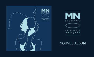 Project visual MNBigBand / Gainsbourg and Jazz