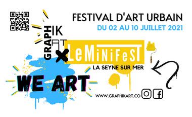 Visuel du projet Le Minifest - We Art