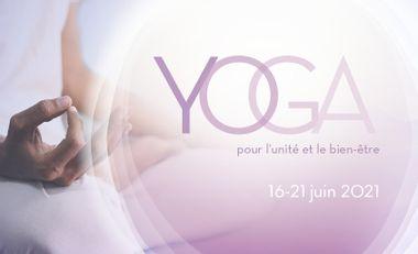 Visueel van project Les journées du yoga 2021