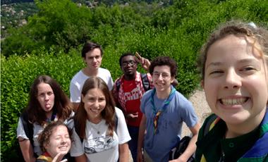 Project visual Projet de rénovation du Centre Scout International en Bulgarie