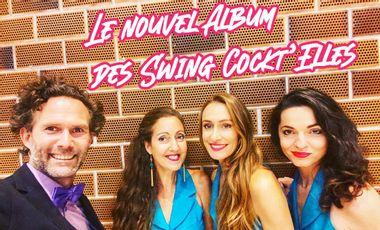 Visueel van project Le nouvel album des Swing Cockt'Elles