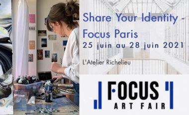 Visueel van project Première exposition peinture