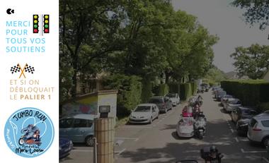 Visueel van project Le Jumbo Run : un voyage pour se libérer, se socialiser et s'émerveiller