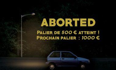 Visueel van project Aborted - Court Métrage