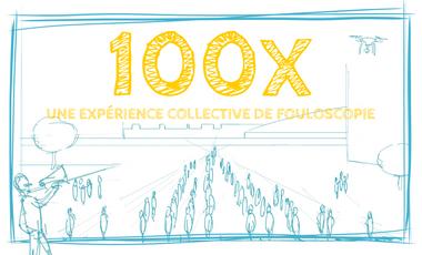 Visuel du projet Fouloscopie - 100X