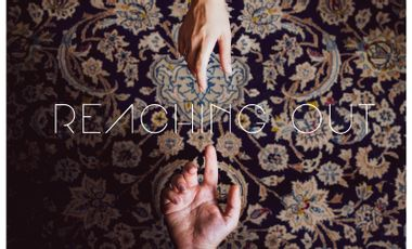 """Project visual 1er EP de Cy """"Reaching Out"""""""