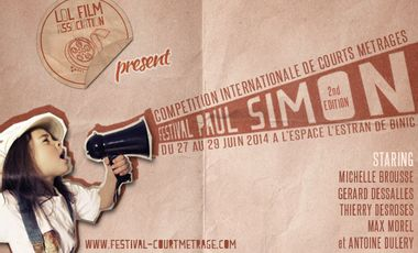 Visueel van project FESTIVAL INTERNATIONAL DU FILM COURT METRAGE DE BINIC (Bretagne)