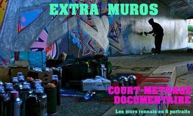 Visueel van project EXTRA MUROS