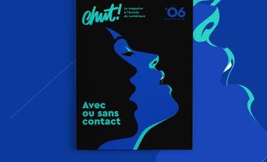 Visuel du projet Chut! N°6 -  Amour(s), avec ou sans contact