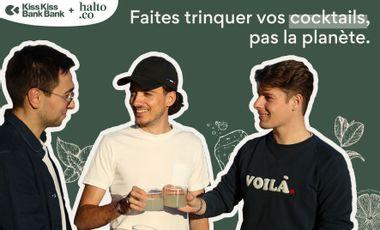 Visueel van project Halto : les kits de rhum arrangé éco-responsables 🌿