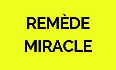 """Project visual Court Métrage étudiant """"Remède Miracle"""""""