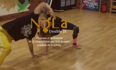 Visueel van project NoLa - Double JE