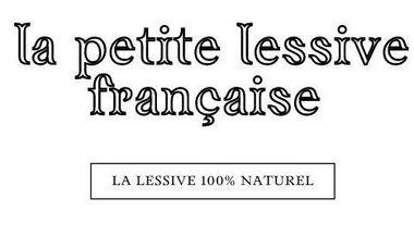 Project visual La Petite Lessive Française