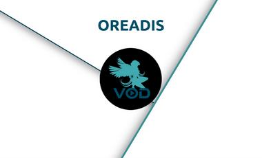 Visueel van project OREADIS VOD