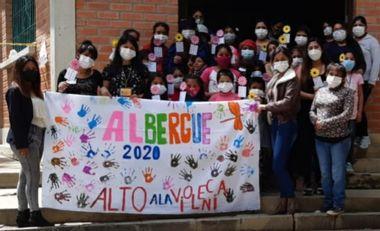 Project visual Auberge La Libellule - Aidez les jeunes filles victimes de violences sexuelles