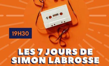 Visueel van project Les 7 jours de Simon Labrosse à Avignon
