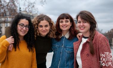 Visueel van project Mettre en lumière les actrices et acteurs de paix