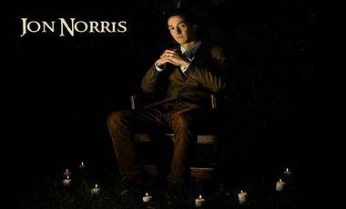 """Visueel van project Jon Norris -""""Bad Seasons"""" EP"""