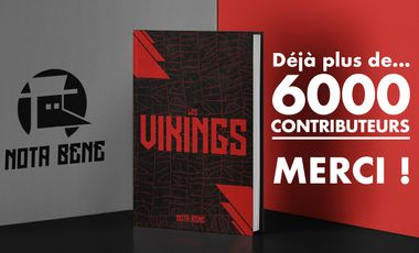 Visueel van project Les Vikings par Nota Bene