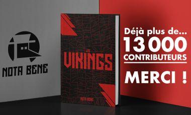 Visuel du projet Les Vikings par Nota Bene
