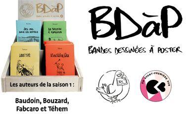 Project visual BDàP, saison 1