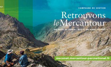 Visuel du projet Retrouvons le Mercantour
