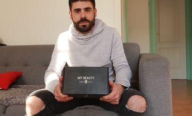 Project visual My Beauty Men Box - La box mensuelle au masculin