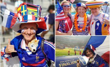 Visuel du projet ⚽ Supporter les Bleus à l'Euro 2020, et partager sur les réseaux sociaux 💙🤍🧡