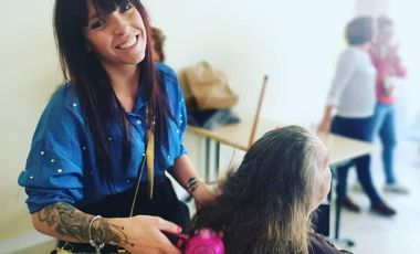 Visuel du projet Hair Truck Végétal