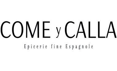 """Visueel van project """"Come y Calla"""", épicerie fine espagnole"""