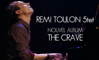 """Project visual Rémi Toulon """"The Crave"""""""