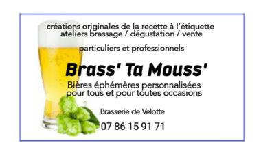 Visueel van project Brass' Ta Mouss'