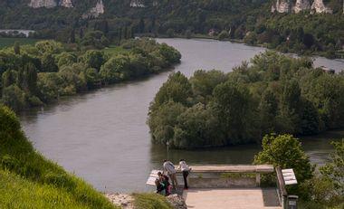 Visueel van project La Seine Vagabonde à la Nage et à Vélo