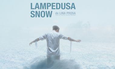 Visueel van project LAMPEDUSA SNOW au Festival OFF21