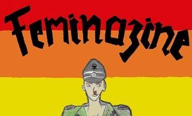 Visueel van project Feminazine