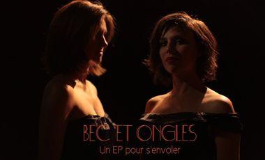 Visuel du projet Bec et Ongles : un EP pour s'envoler