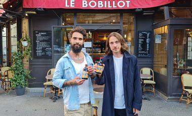 Project visual La Bière du Bob'