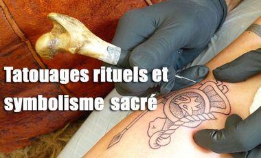 Visuel du projet Tatouages rituels et symbolisme sacré