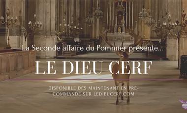 Project visual Le Dieu Cerf Parfum