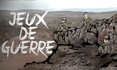 Visueel van project Jeux de Guerre