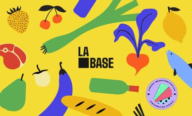 Visueel van project La Base